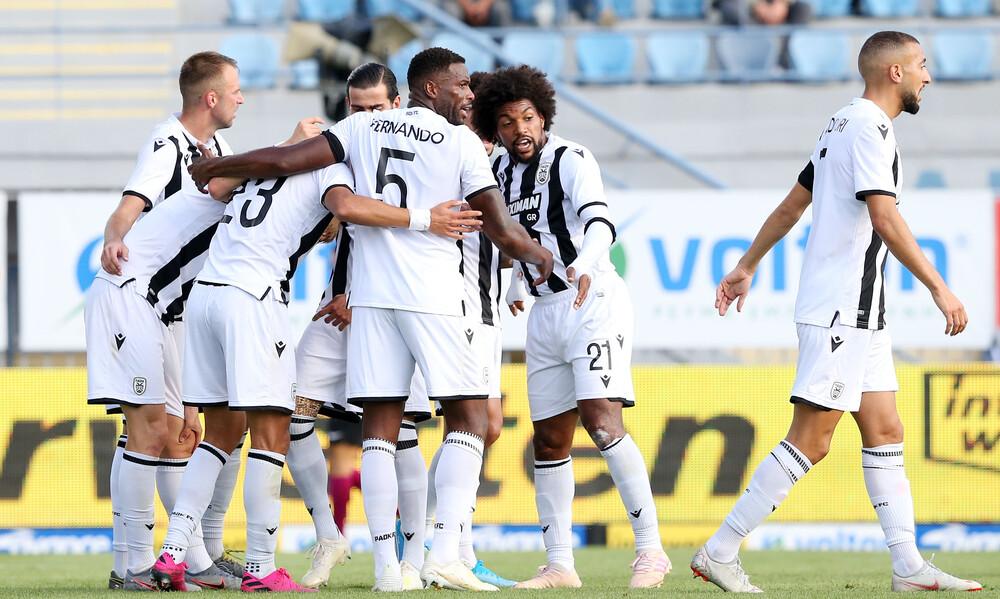 Αστέρας Τρίπολης-ΠΑΟΚ 1-2: Επέστρεψε και συνεχίζει το σερί του