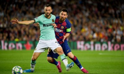 Μπαρτσελόνα - Ίντερ 2-1: Τα γκολ και οι καλύτερες φάσεις (video) 12