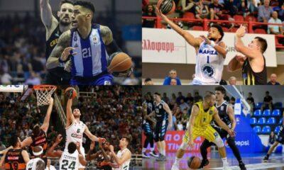 Basket League: Εκτός έδρας δοκιμασίες για τους πρωτοπόρους 6