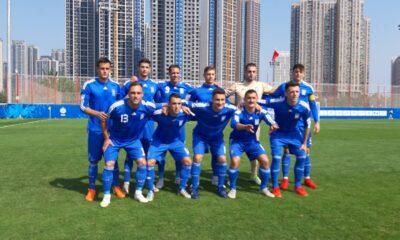 Αποκλεισμός με ψηλά το κεφάλι για την Εθνική Ομάδα Ποδοσφαίρου Ανδρών Ενόπλων Δυνάμεων Ελλάδας 6