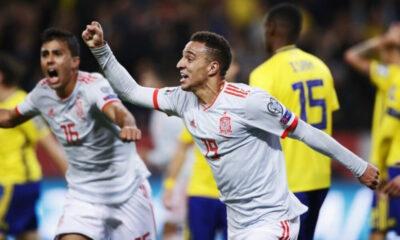 Προκριματικά Euro 2020: Πέρασε η Ισπανία, ξέρανε την Ρουμανία η Νορβηγία (+videos) 22