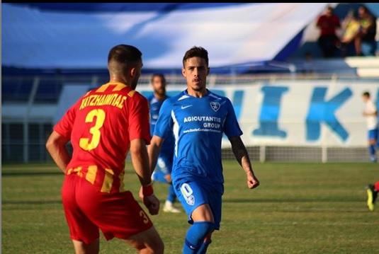 Ο Ιωνικός Νικαίας 1-0 τον Ιάλυσο