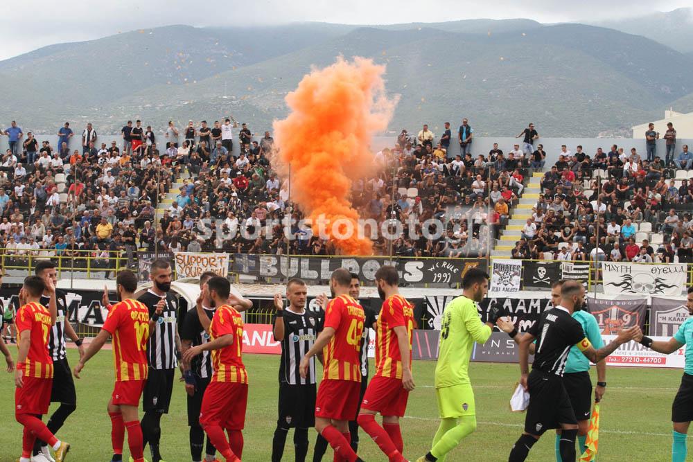 Football League – Ανάλυση: Μόνη πρώτη η Καλαμάτα, πέρασε η Βέροια από τον Ολυμπιακό!