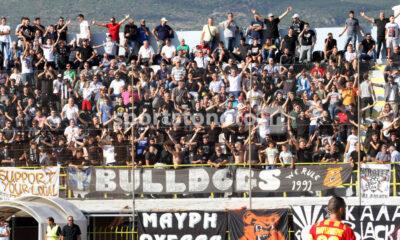 """ΣΟΚ από Λάρισα: """"ΟΧΙ"""" Αστυνομίας σε μετακίνηση οπαδών Νίκης & Καλαμάτας! 14"""