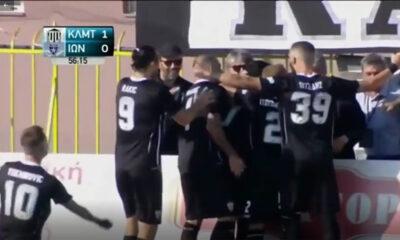 Καλαμάτα - Ιωνικός 1-0: Το γκολ και οι καλύτερες φάσεις σε περιγραφή Γεωργούντζου! (video) 6