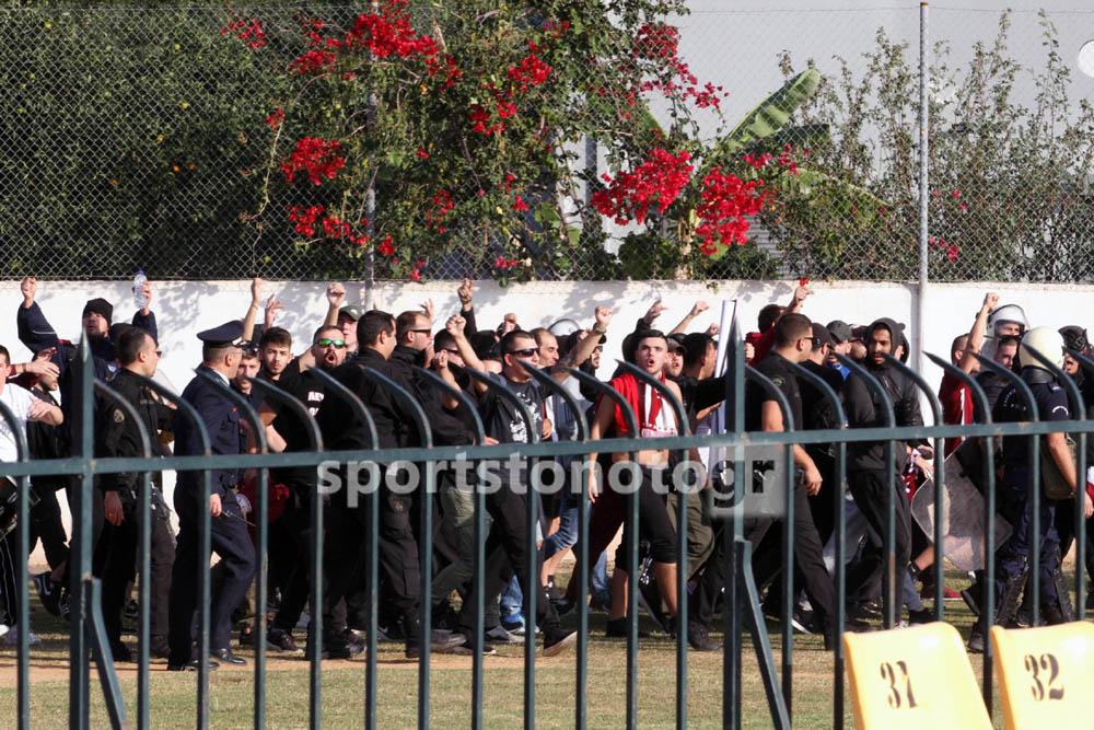 """Συμφωνεί με Κούγια και ΑΕΛ & μιλά για """"μασκαράδων"""" οπαδών – του Αιγάλεω – η ΠΑΕ Καλαμάτα… (photo)"""