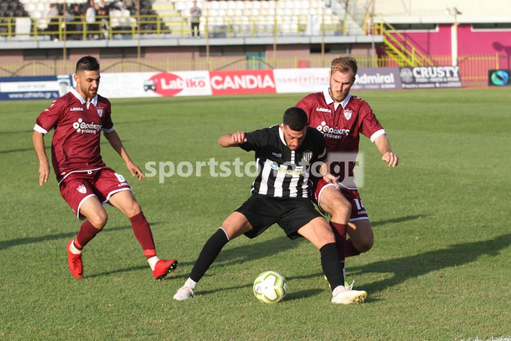 Καλαμάτα – Λάρισα 3-0: Μαύρη Θύελλα από τα παλιά