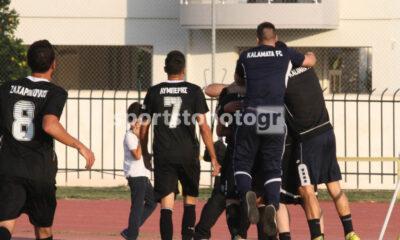 Καλαμάτα - Λάρισα 3-0: Τα γκολ και οι καλύτερες φάσεις (video) 6