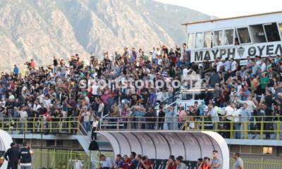 Με Αλεξόπουλο... γκεστ σταρ και σε γεμάτο γήπεδο, η Καλαμάτα υποδέχεται τον Ολυμπιακό (photo) 10