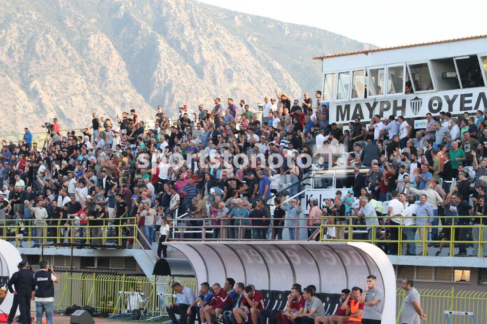Με Αλεξόπουλο… γκεστ σταρ και σε γεμάτο γήπεδο, η Καλαμάτα υποδέχεται τον Ολυμπιακό (photo)