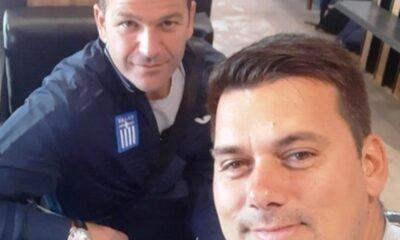 ΤΕΛΟΣ και ο Σωτήρης Λυμπερόπουλος από τη Μαύρη Θύελλα, κλείνει σέντερ φορ... 16