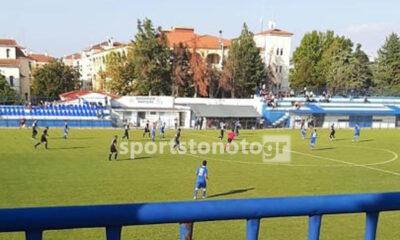 Νίκη Βόλου - Καλαμάτα 1-1: Το γκολ του Οσμάνατζιτς (video) 8