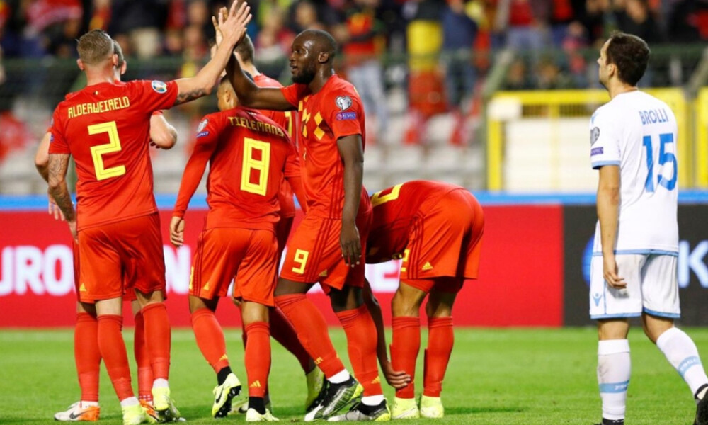 Προκριματικά EURO 2020: Προκρίθηκε το Βέλγιο, με ανατροπή η Ολλανδία
