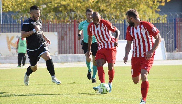 Ολυμπιακός Βόλου – ΟΦΙ 2-1: Πρώτη ήττα για την ομάδα της Ιεράπετρας