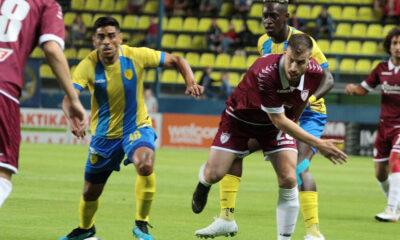 Παναιτωλικός-ΑΕΛ 2-2: Ματσάρα χωρίς νικητή στο Αγρίνιο 14