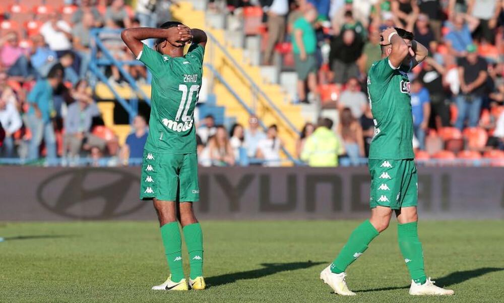 Παναθηναϊκός – Ξάνθη 0-1: Του… VAR το κάγκελο στη Ριζούπολη!