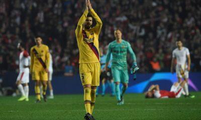 Σλάβια Πράγας - Μπαρτσελόνα 1-2: Τα γκολ και οι καλύτερες φάσεις (video) 8
