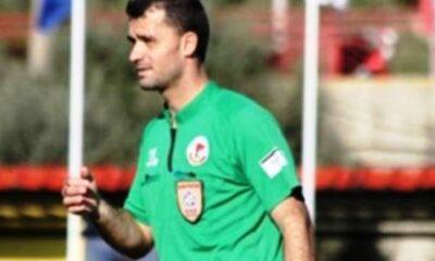 Οι διαιτητές του 7ου ομίλου και όλης της Γ' Εθνικής: Σταυρόπουλος σε Διαβολίτσι 22