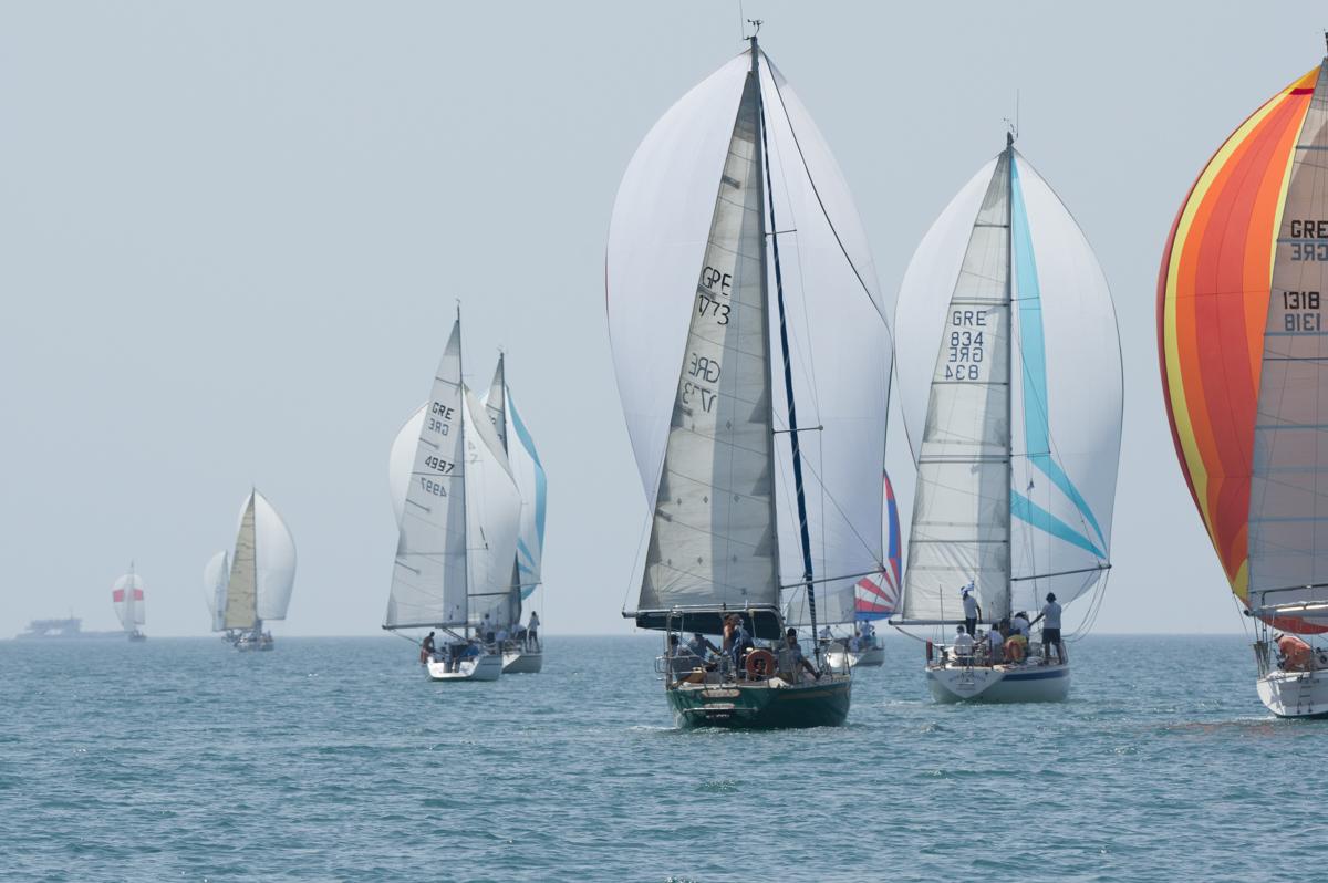 Στην δύναμη σκαφών του Ναυτικού Ομίλου Πατρών η Τόλμη