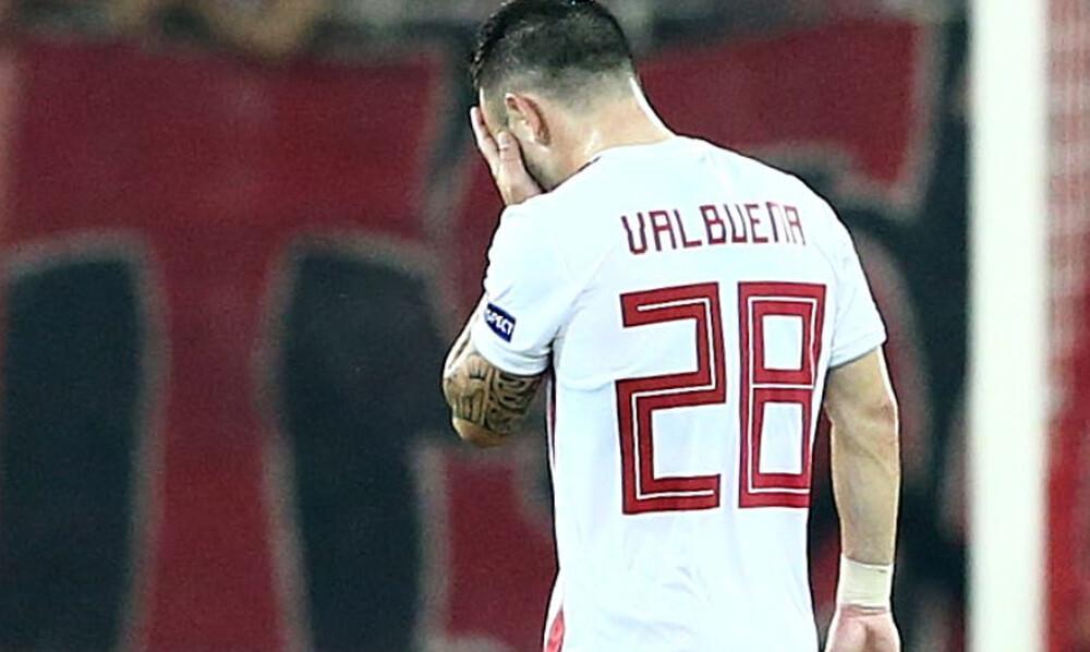 Νοκ-άουτ ο Βαλμπουενά – τα ματς που χάνει