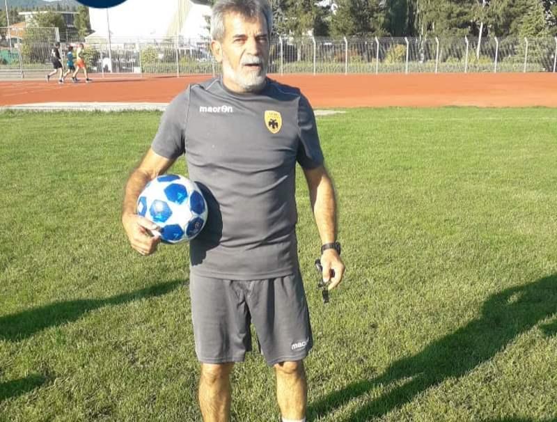 Στο… τσάμπα και για προπονητή η ΑΕΚ Τρίπολης