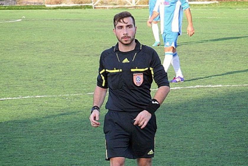 Ο Ζαχαρόπουλος στο Παναργειακός-Διαβολίτσι