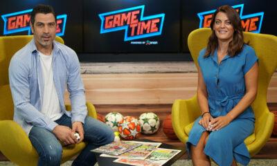 O Άκης Ζήκος μιλάει για το Ολυμπιακός-ΑΕΚ στο Game Time του ΟΠΑΠ (video) 8