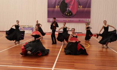 Περισσότεροι από 600 χορευτές στο 2ο Kalamata Dance Cup 8