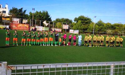 """""""Χαιρετά"""" την Γ' Εθνική η ΑΕΚ Τρίπολης, που έχασε 1-0 και από τα Σπάτα... 14"""