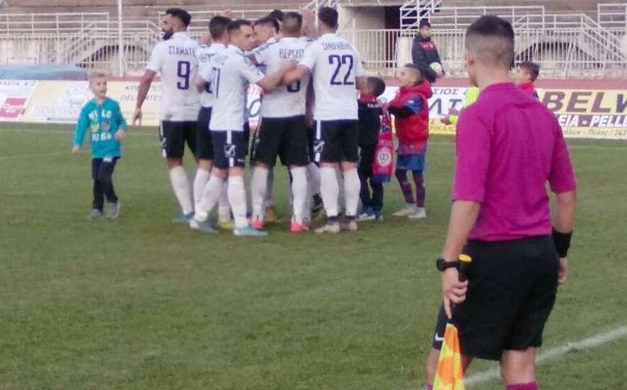 Eύκολα τα Τρίκαλα, 3-0 τον Ιάλυσο!