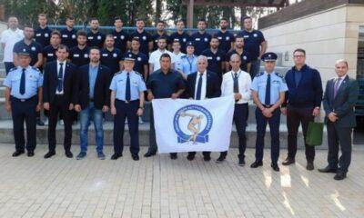 Ποδοσφαιρικός αγώνας  Αστυνομίας Κύπρου &  Ελληνικής Αστυνομίας 16