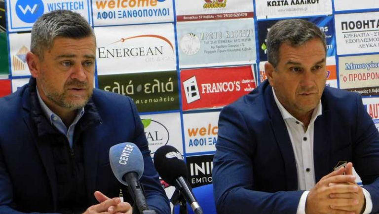 """Οι δηλώσεις Δερμιτζάκη και Βούζα: """"Δεν μπορώ να… καταλάβω τι έγινε"""""""