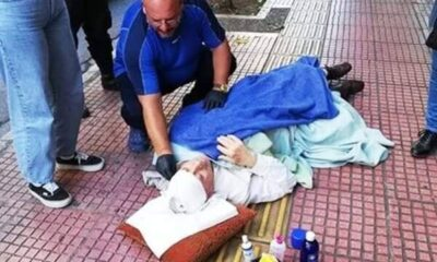 Ληστής γρονθοκόπησε παλαίμαχο ποδοσφαιριστή στο κέντρο της Αθήνας 5