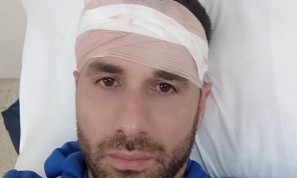 Ερμής Κορυδαλλού: Σκόραρε και χτύπησε στο κεφάλι ο Μιτσάνης με Ηλυσιακό… (photos +video)
