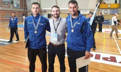 Πρώτοι σκόρερ, από 6 γκολ, στο Βαλκανικό Πρωτάθλημα Αστυνομικών, Μπιτσάνης & Τζανέτος! 20