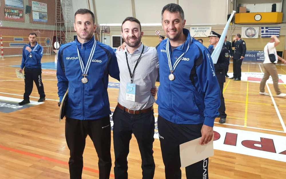Πρώτοι σκόρερ, από 6 γκολ, στο Βαλκανικό Πρωτάθλημα Αστυνομικών, Μπιτσάνης & Τζανέτος!