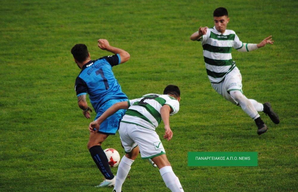 Εύκολα ο Βλαχιώτης 2-0 τον Παναργειακό