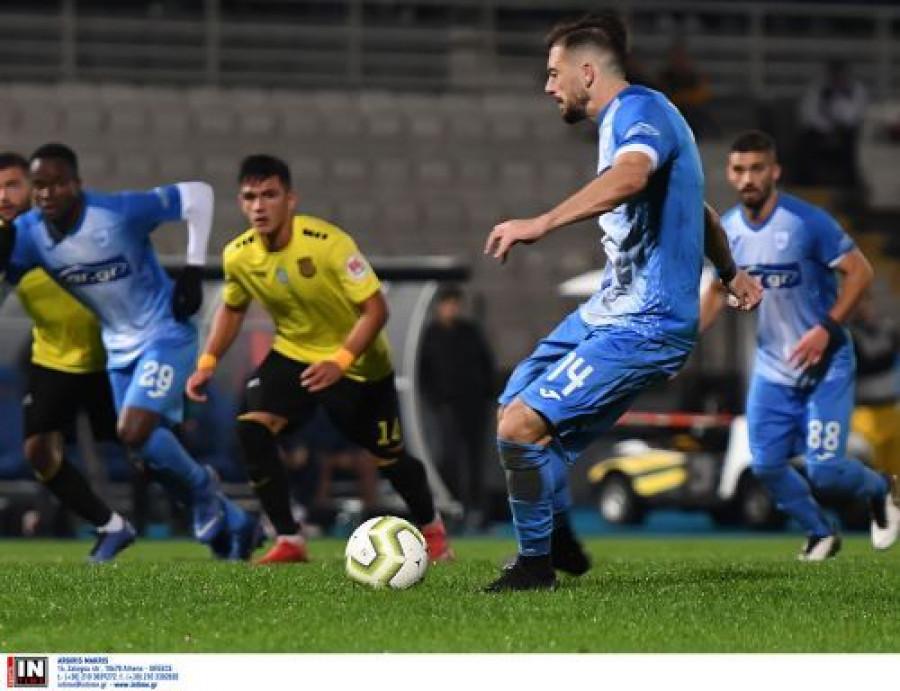 Ισοπαλία 2-2 στα Γιάννινα, ΠΑΣ και Εργοτέλης (+video)