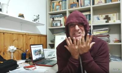 """Σπαράζει ο Γεωργούντζος: """"Ξεφτίλες, αν αποκλειστείτε σε Λάρισα, μην έρθετε στην Καλαμάτα..."""" (video) 20"""