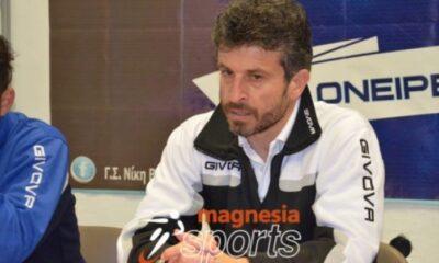 Ο Κώστας Βελιτζέλος ο νέος προπονητής της Ρόδου - Αποκλειστικό 15