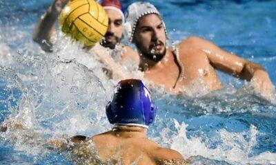 Πόλο Ανδρών: Πήγαν να ρίξουν τον διαιτητή την πισίνα! 10
