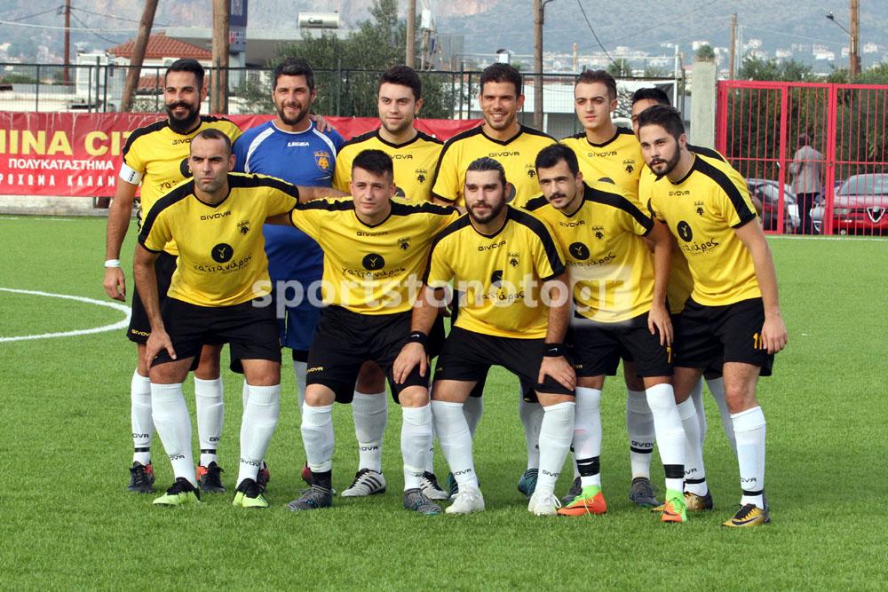 ΑΕΚ Καλαμάτας-Πανιώνιος Καλαμάτας 4-1: Ανάσα και προβληματισμός (photos)