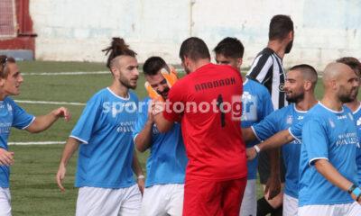 """Απόλλων Καλαμάτας - ΑΕ Μάνης 4-0: Την """"καθάρισε"""" στο πρώτο 15λεπτο (photos) 12"""