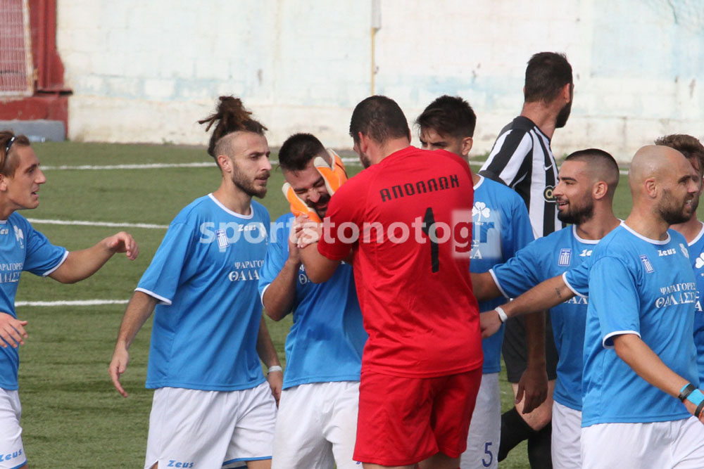 """Απόλλων Καλαμάτας – ΑΕ Μάνης 4-0: Την """"καθάρισε"""" στο πρώτο 15λεπτο (photos)"""