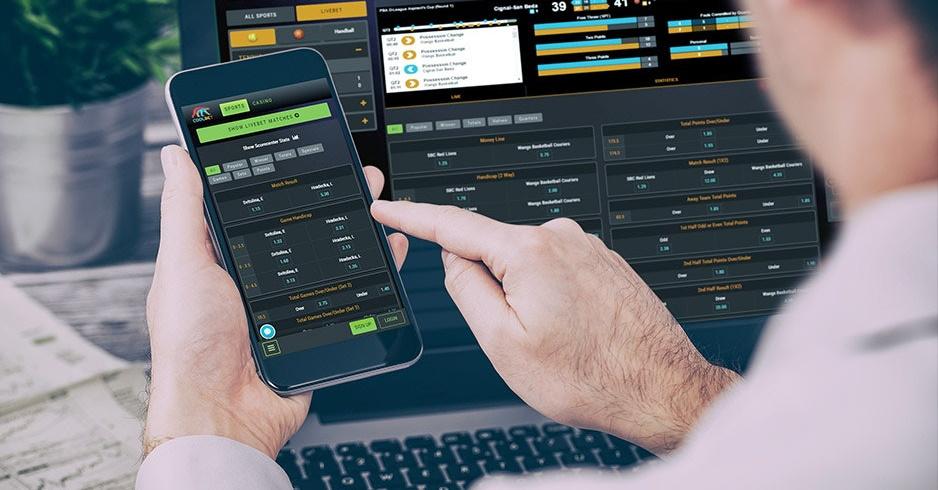Chat για live betting!
