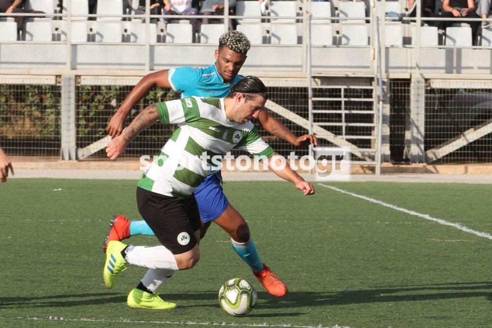 """Πανθουριακός – Πάμισος 0-0: Δίκαιο """"Χ"""", διατήρησαν το αήττητο (photos)"""