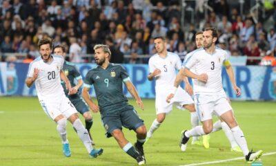 Αργεντινή – Ουρουγουάη 2-2: Τα γκολ και οι καλύτερες φάσεις (video) 11