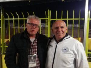Η παρακάμερα του Sportstonoto.gr και στα αποδυτήρια του Ασπρόπυργου (pics + video)