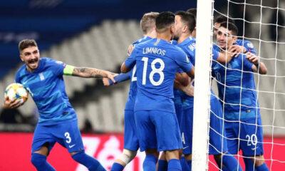 Ελλάδα - Φινλανδία 2-1: Τα γκολ (video) 8