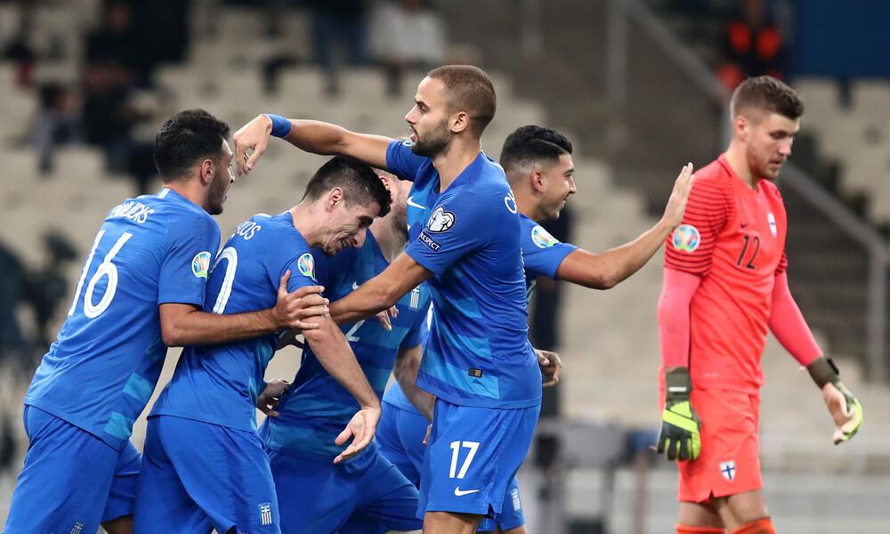 Ελλάδα – Φινλανδία 2-1: Εθνική να την… γουστάρεις